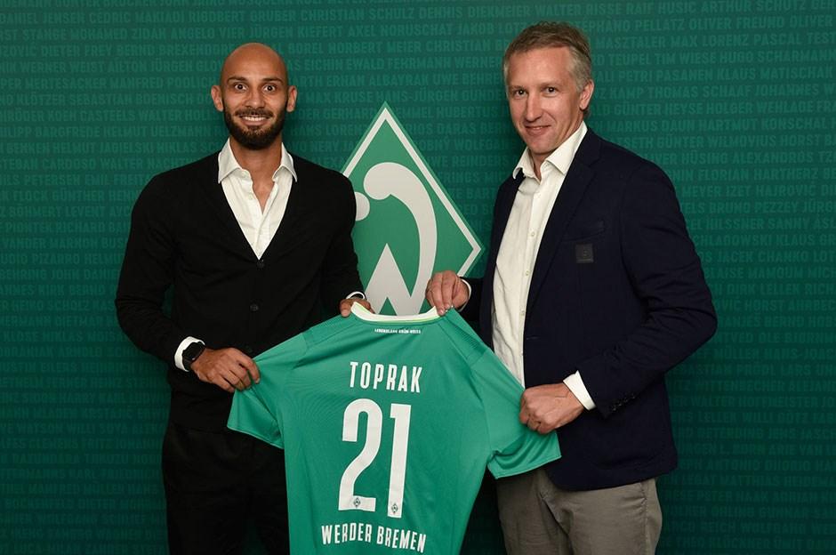 Ömer Toprak - Werder Bremen