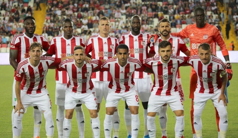 Sivasspor sezona kötü başlıyor! 15 maçta...
