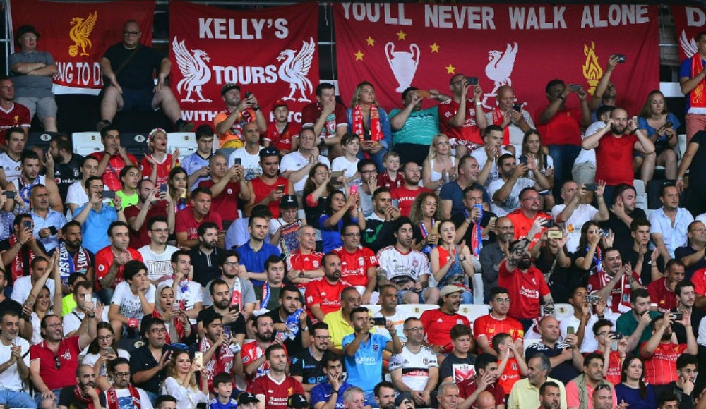 Liverpool'dan UEFA'ya şikayet!