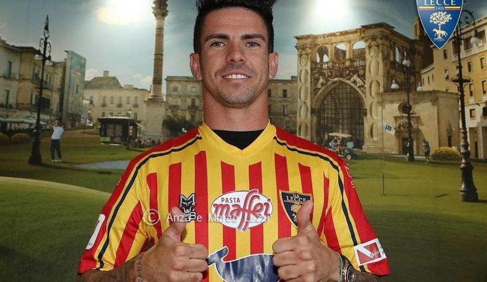 Lecce, Diego Farias'ı kadrosuna kattı