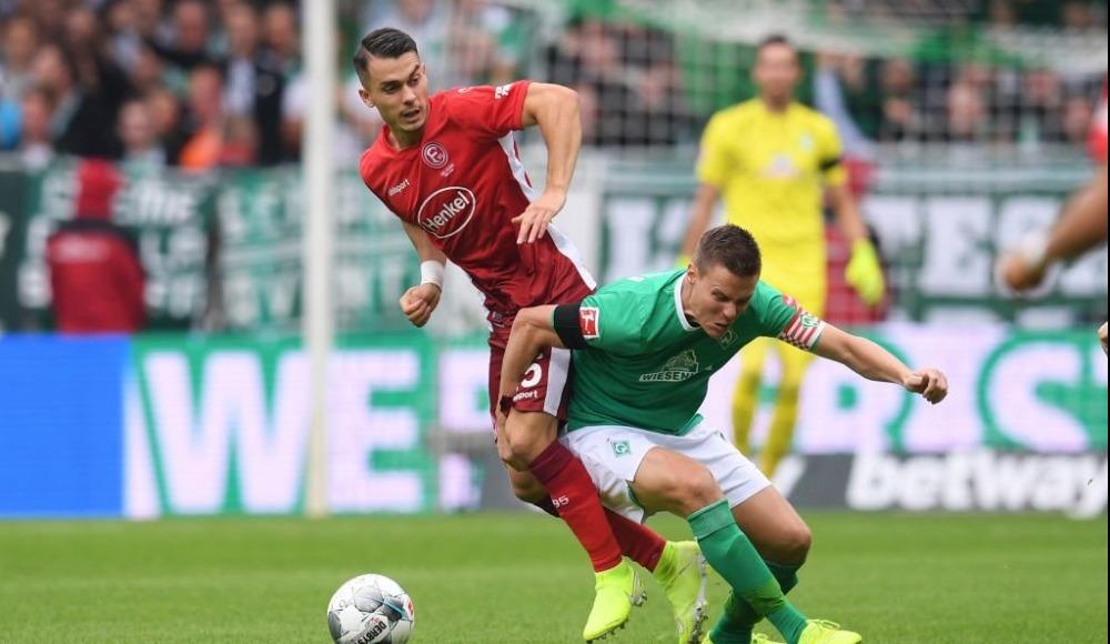 Werder Bremen lige kötü başladı