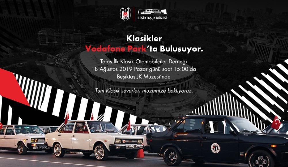 Klasikler Beşiktaş'ın stadında buluşuyor