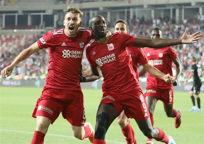 Sivasspor: 2.7 milyon TL