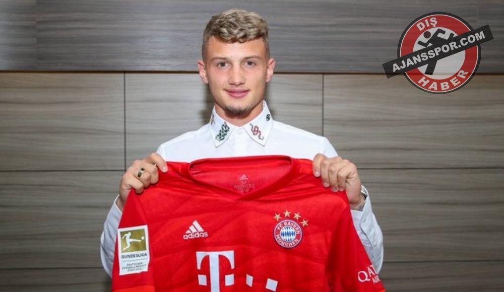 Bayern Münih, Michael Cuisance ile sözleşme imzaladı