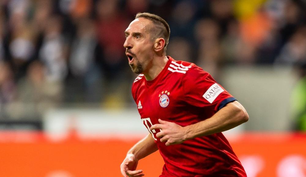 Franck Ribery için Fiorentina iddiası