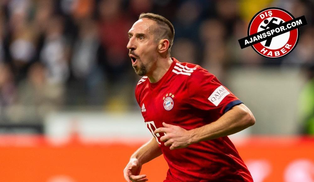 Franck Ribery, Fiorentina ile anlaştı!