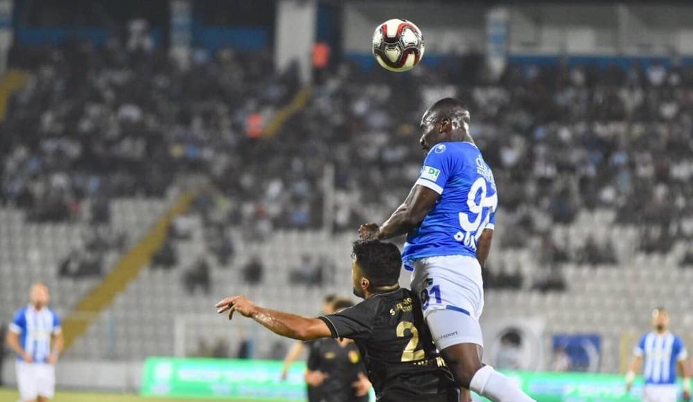 Erzurum'da gol düellosunda kazanan yok!