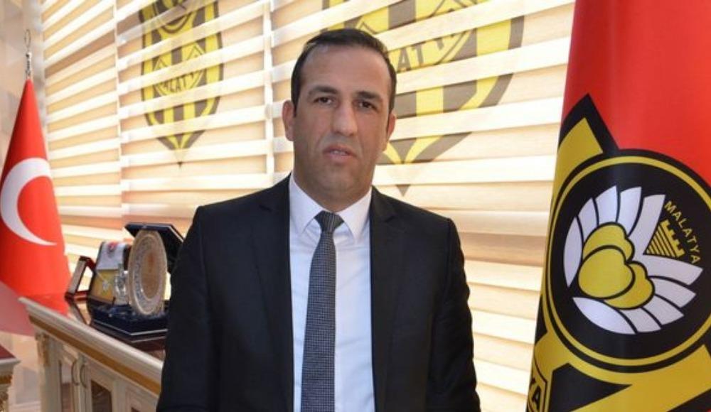 Yeni Malatyasporlu taraftarlardan Adil Gevrek ve futbolculara tepki
