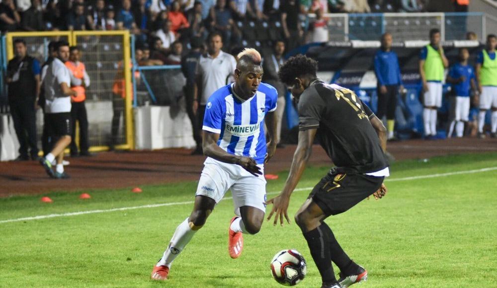 BB Erzurumspor, TFF 1. Lig'e beraberlikle başladı!