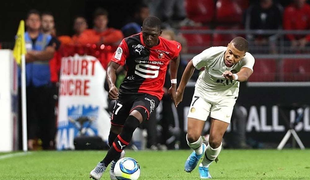 Paris Saint-Germain, Rennes'e yenildi!