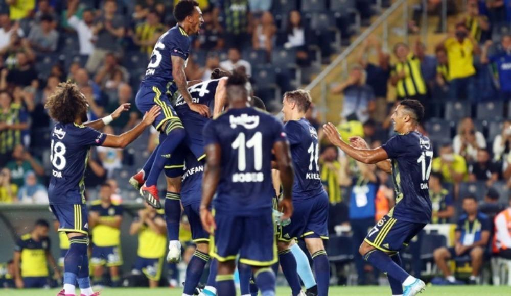Fenerbahçe - Gazişehir maçı 11'i belli oldu!