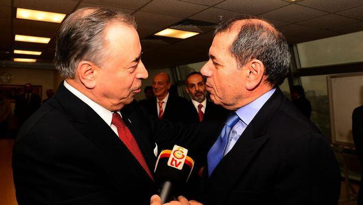 """""""Dursun Özbek borç verdi ve geri alacak ama anlaşma sağlanabilir"""""""