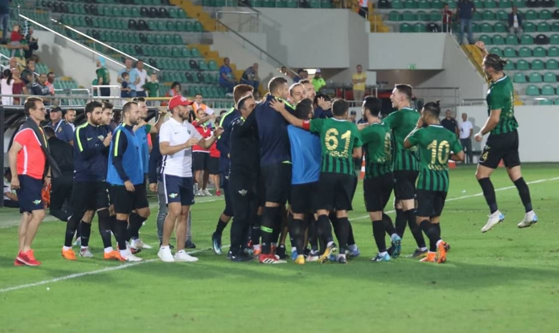 """""""Bursaspor maçının zor geçeceğini biliyoruz"""""""
