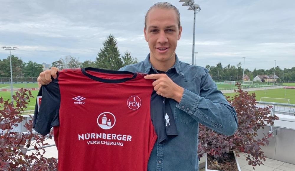 Fenerbahçe, Frey'in Nürnberg'e kiralandığını açıkladı