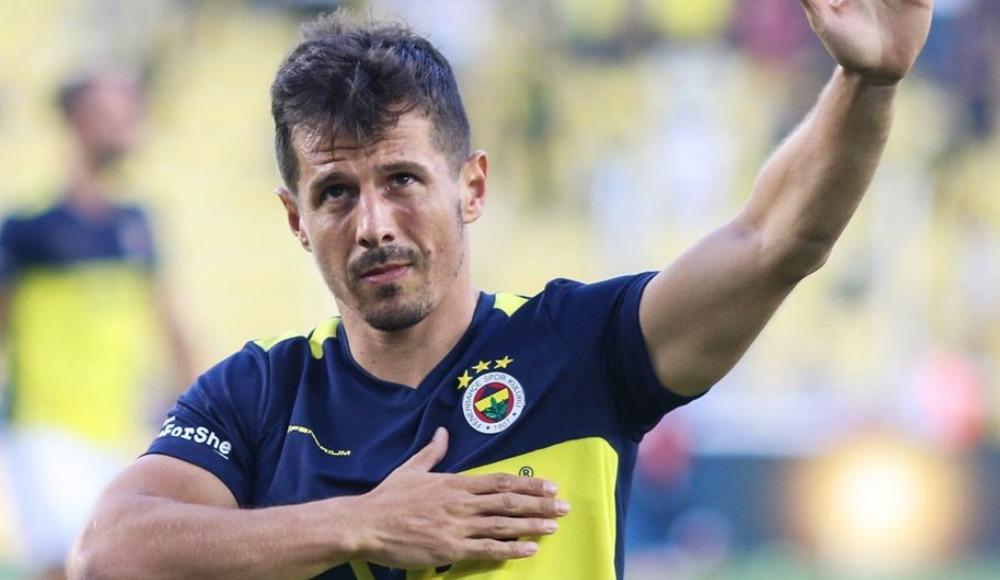 Emre Belözoğlu, Fenerbahçe için çalışmalara başladı