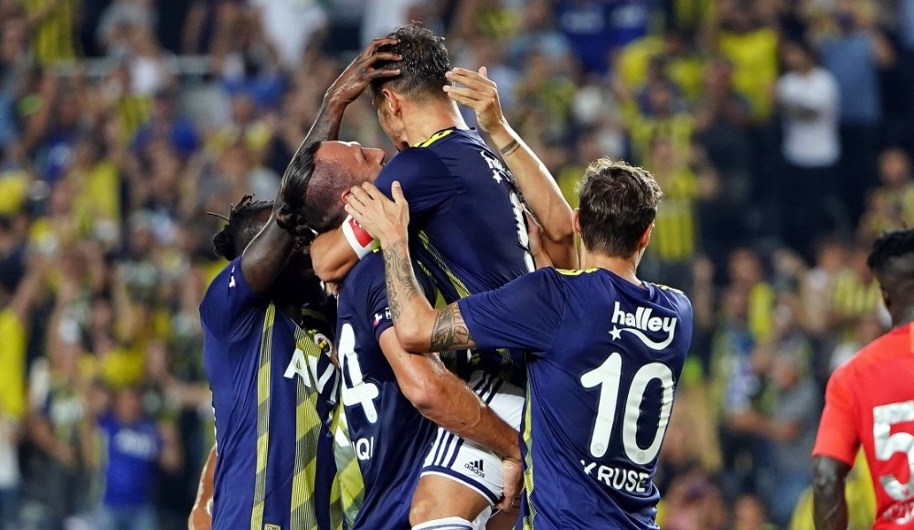 Fenerbahçe 123 hafta sonra lider
