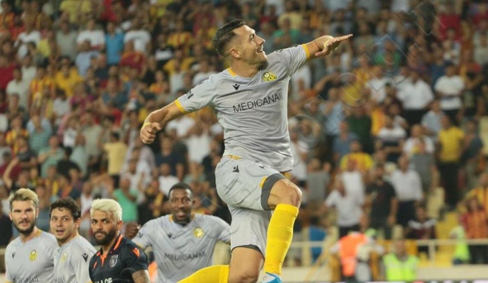 """Jahovic: """"4 gol arkadaşlarımın sayesinde geldi"""""""
