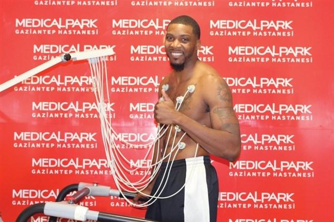 Gaziantep Basketbol'da sağlık kontrolleri devam ediyor
