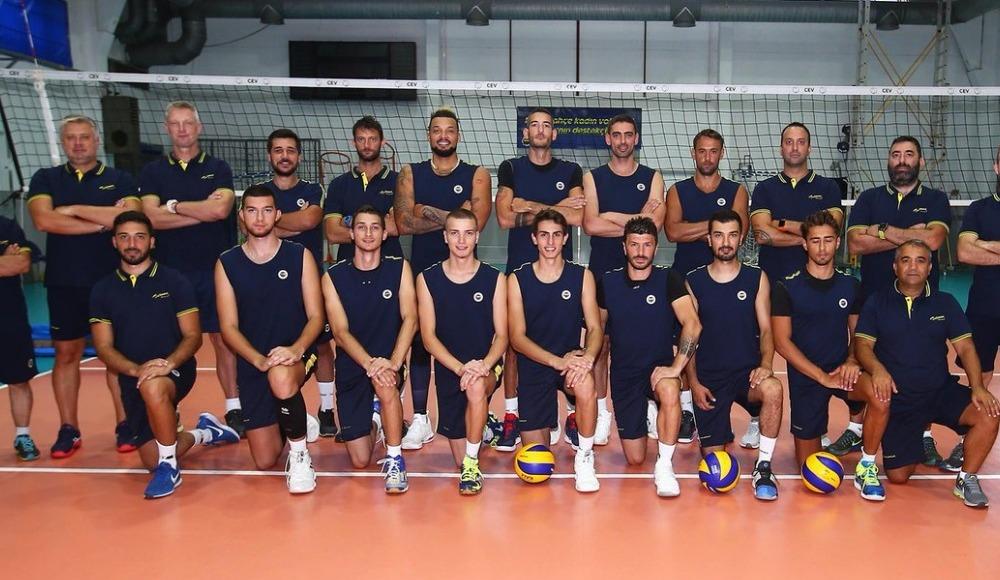 Fenerbahçe Erkek Voleybol Takımı sezonu açtı