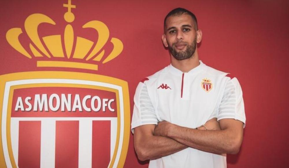 Monaco'dan resmi açıklama! Slimani...