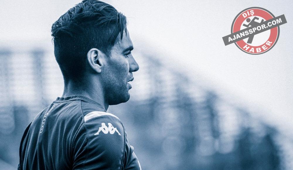 Falcao için sürpriz transfer iddiası! İtalyanlar duyurdu...