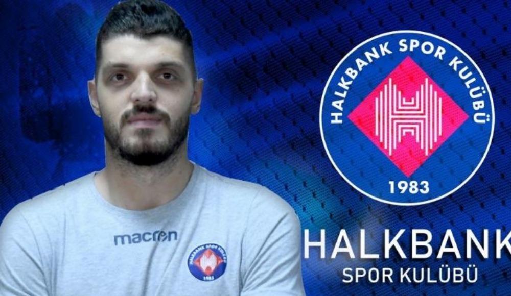 Halkbank transferi resmen açıkladı