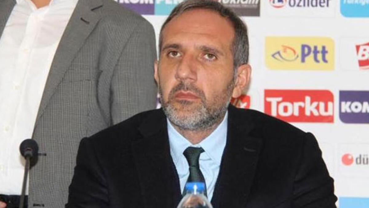 """Selçuk Aksoy: """"Kulübün mali yapısını dengede götürmek istiyoruz"""""""