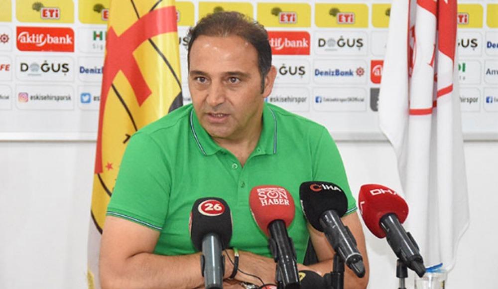 """Fuat Çapa'dan Eskişehirspor yönetimine """"ültimatom"""""""
