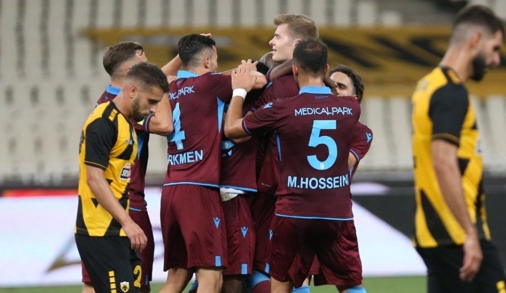 Trabzonspor - AEK rövanş maçı ne zaman?