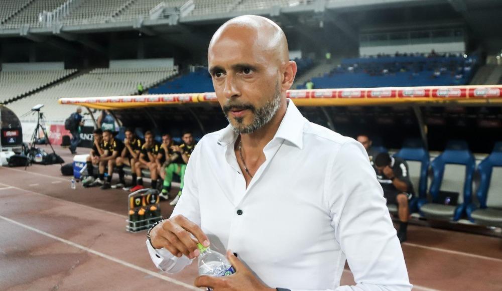 """Yunan gazeteci Radyospor'da açıkladı: """"Trabzon'daki maçta AEK teknik direktörü..."""""""