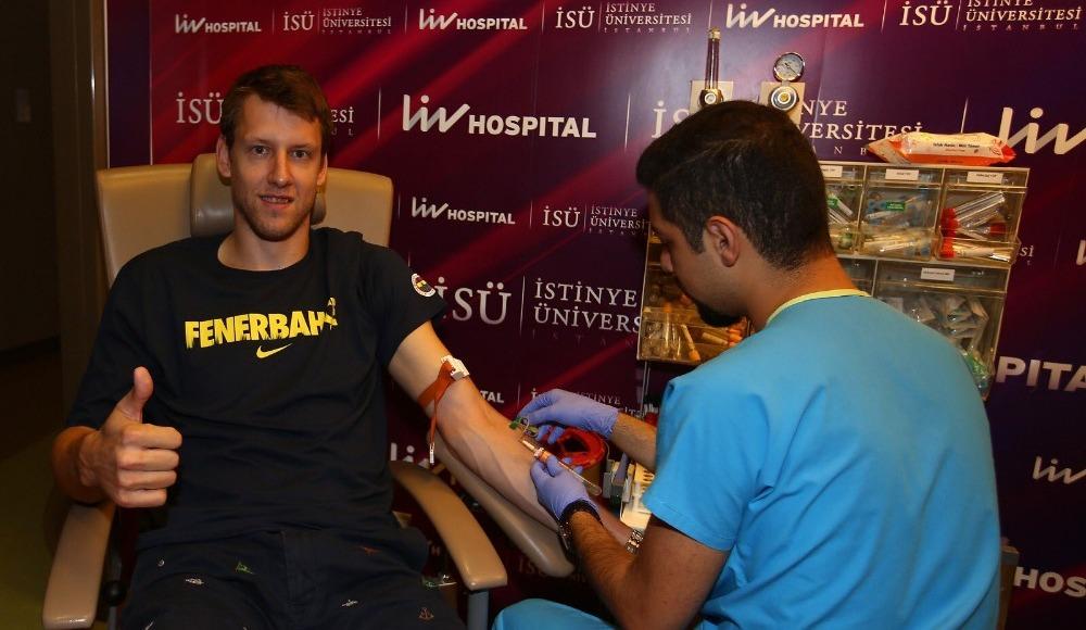 Fenerbahçe Beko'da sağlık kontrolleri