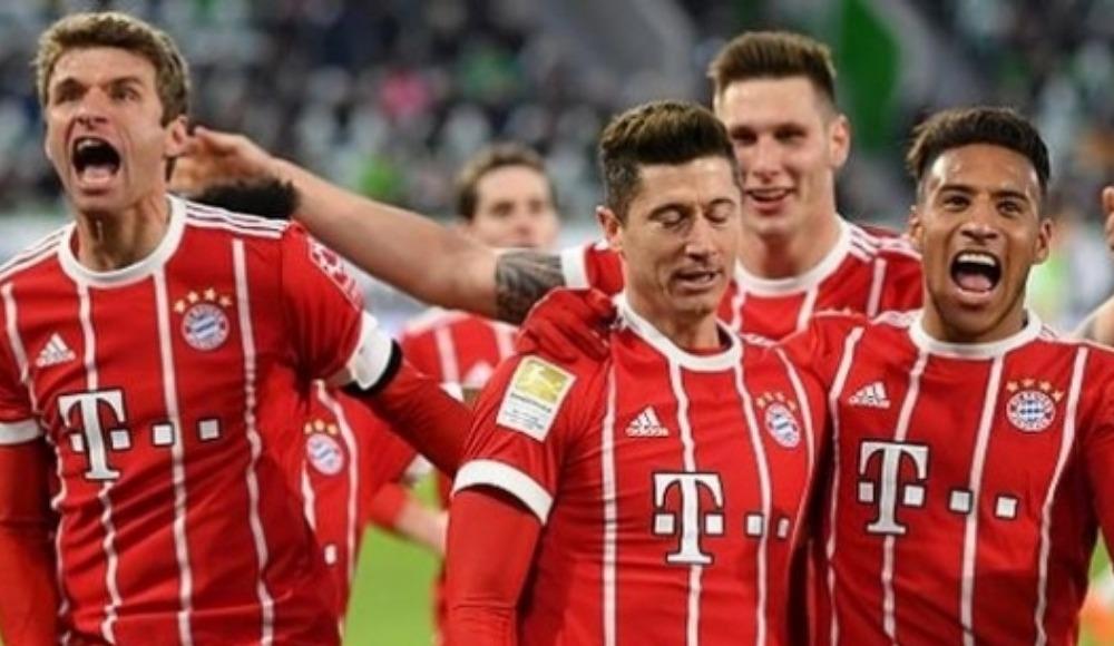 Schalke 04 - Bayern Münih (Canlı Skor)
