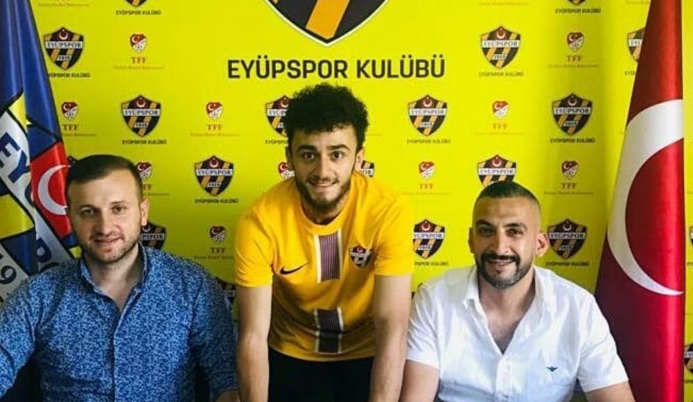 Eski Fenerbahçeli oyuncu Eyüpspor'a transfer oldu