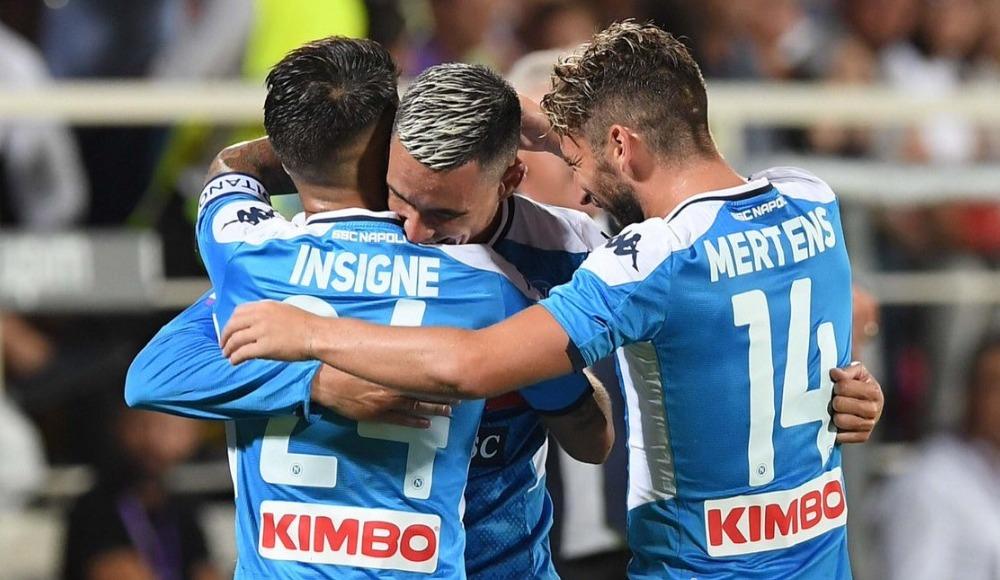 7 golün olduğu maçta kazanan SSC Napoli oldu!