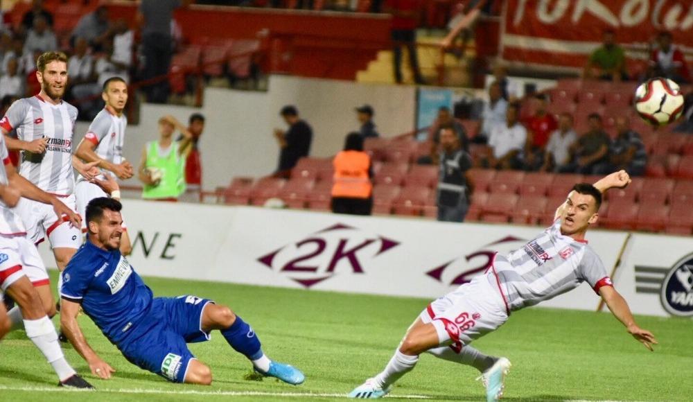Balıkesirspor, Erzurumspor'u geçti