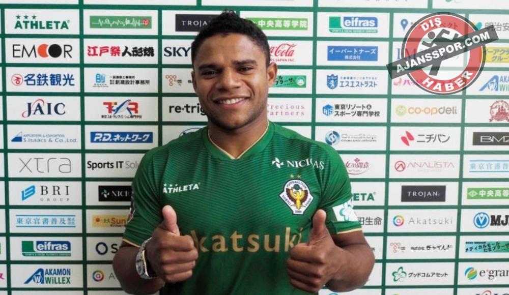 Gençlerbirliği'nden Japonya'ya transfer!