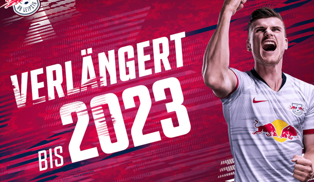 RB Leipzig, Werner'le uzattı!