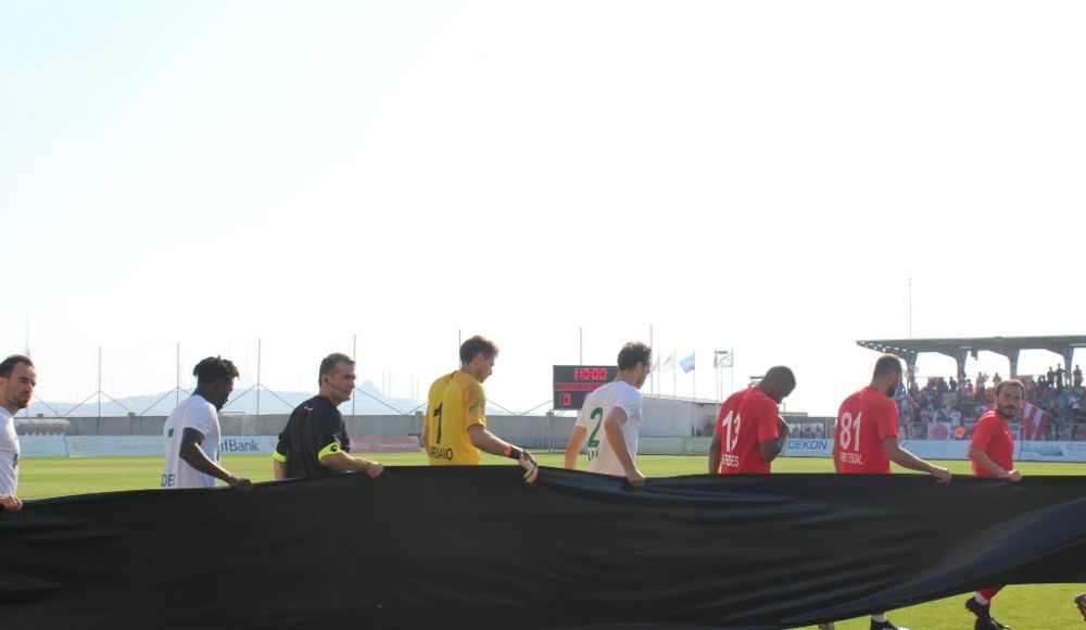 Ümraniyespor, Giresunspor'u farklı geçti! 4-1