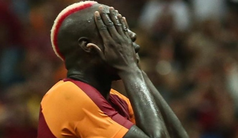 Galatasaray'da Diagne krizi! Hem alkış hem protesto...