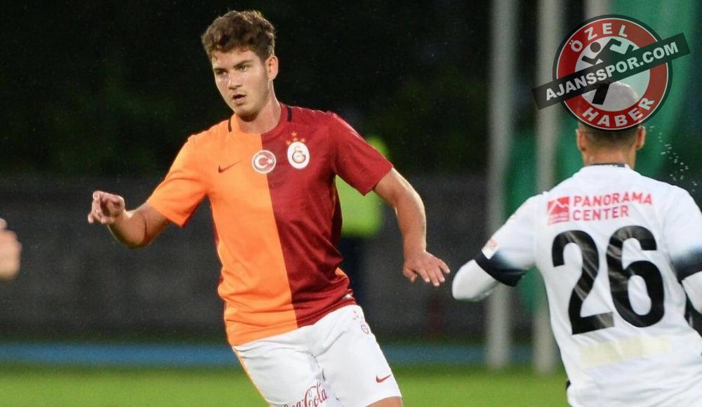 Galatasaraylı genç stoper Gökay Güney'in yeni adresi belli oldu...