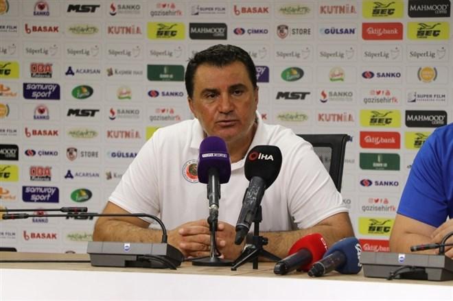"""Mustafa Kaplan: """"Maçı kazanabilirdik..."""""""