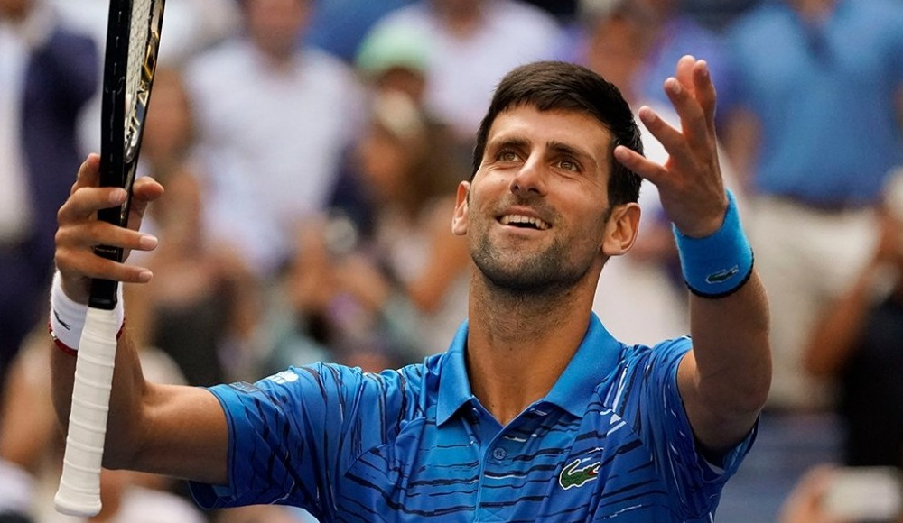 Son şampiyon Djokovic ikinci turda
