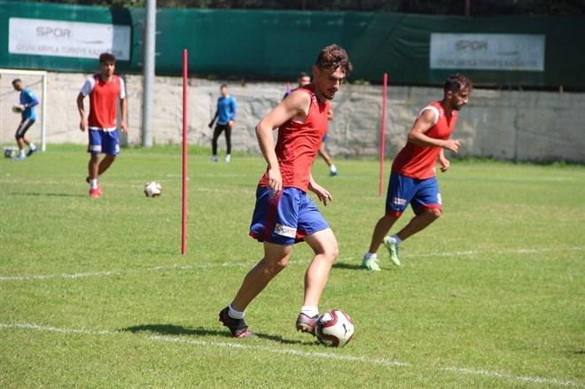 Karabükspor'da Sivas Belediyespor maçı çalışmaları başladı