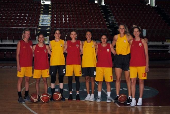Bellona Kayseri Basketbol topbaşı yaptı