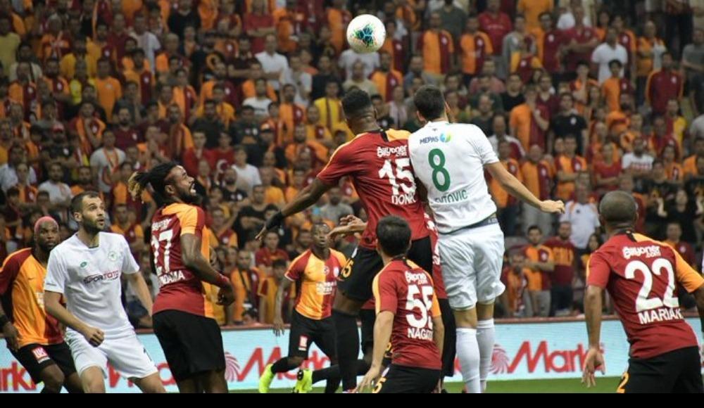 Galatasaray, 'Seri'siz Kayserispor deplasmanında