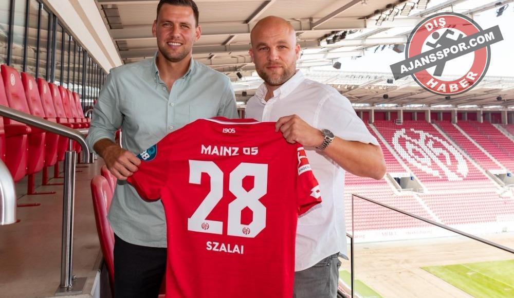 Mainz 05, Adam Szalai'yi kadrosuna kattı