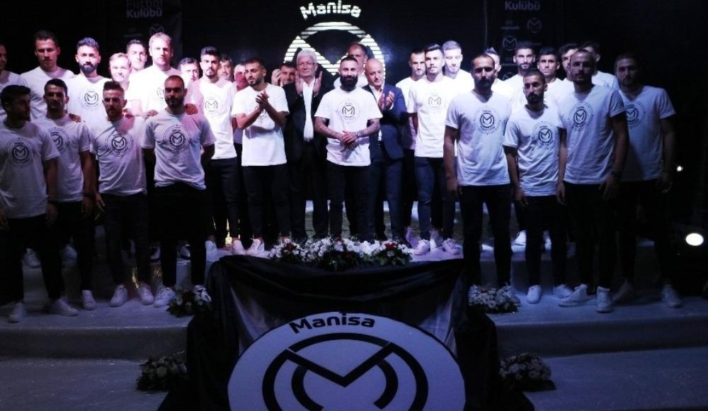 Manisa FK formaları tanıtıldı