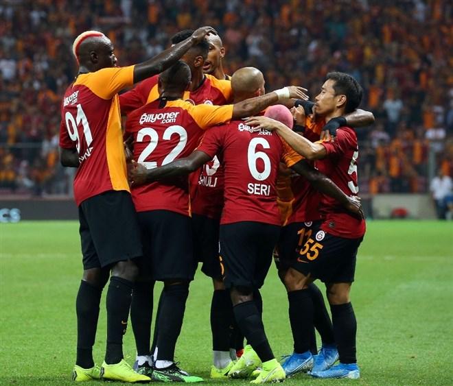Galatasaray: 1 milyon 350 bin TL
