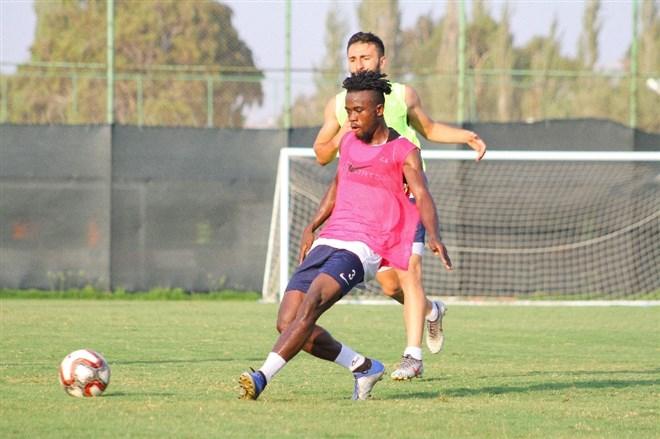 Hatayspor, Giresunspor maçı hazırlıklarına sürdürüyor