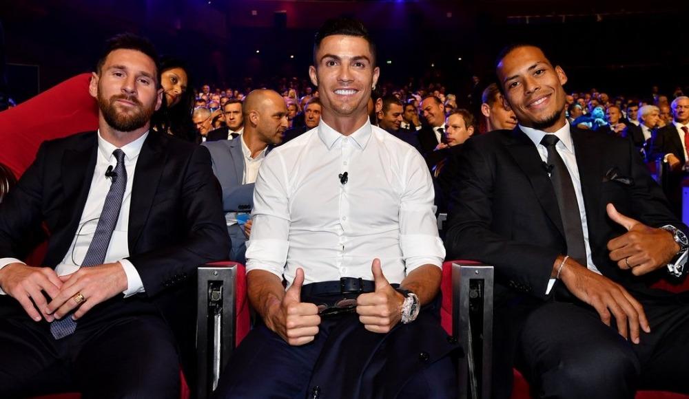 """Cristiano Ronaldo'dan Messi açıklaması: """"15 yıldır bu sahneyi..."""""""